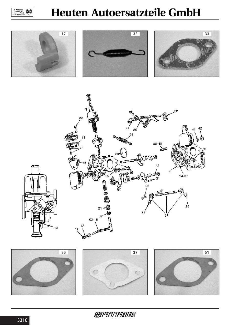 d senstock triumph spitfire mk4 1500 ab fm105728 hinten. Black Bedroom Furniture Sets. Home Design Ideas
