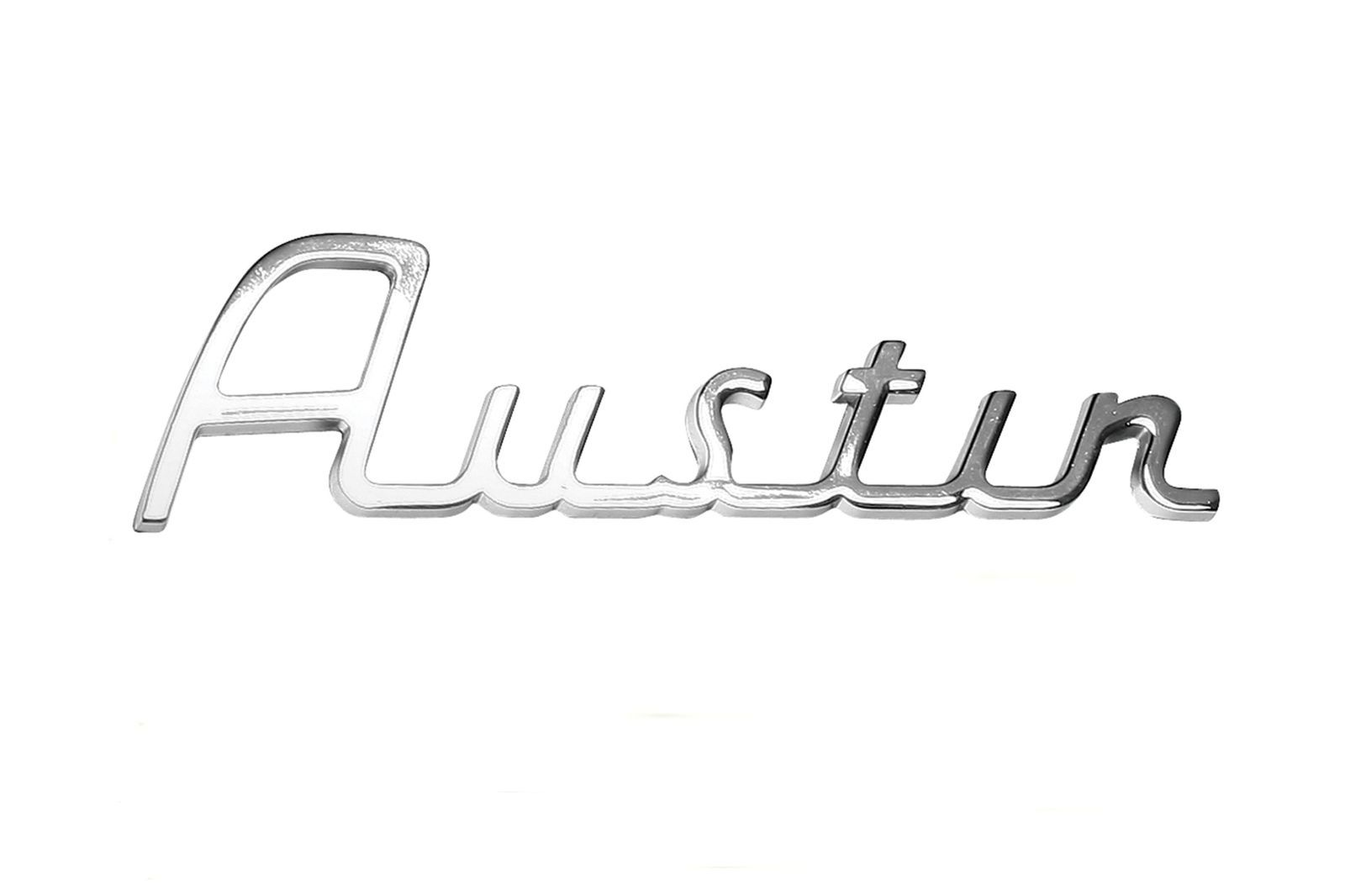"#Abzeichen ""Austin"" Schriftzug Kofferraumdeckel Mini, 14A 6802"