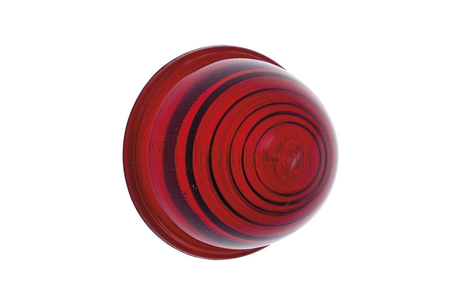 #Blinker-, Rücklichtglas L594 rot Mini, Nachbau, 37H 5531Z