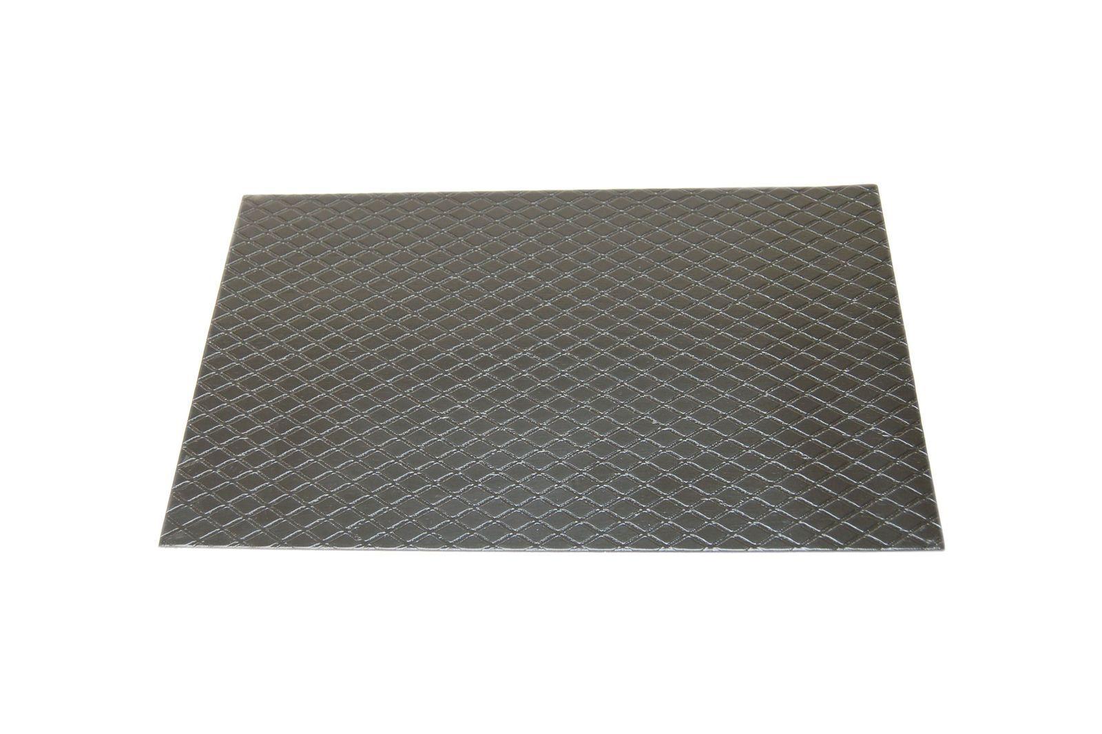 #Bitumen Geräuschdämmung selbtklebend 30 x 19 cm, CHM0228