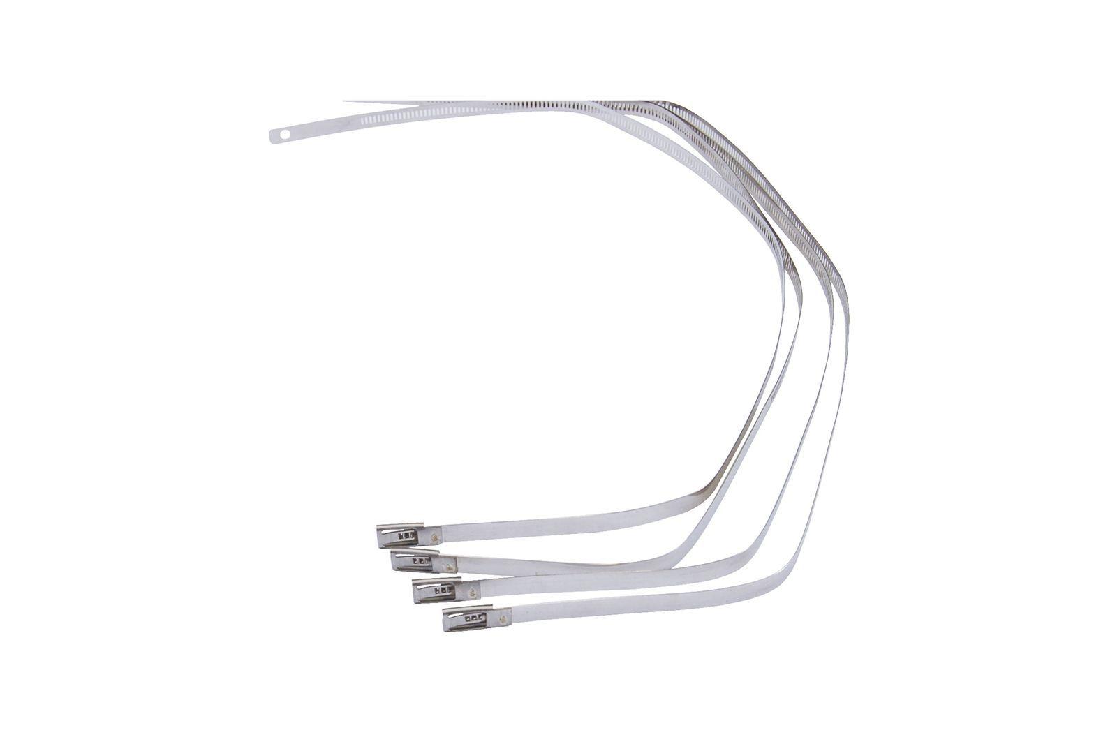 #Edelstahl Kabelbinder-Satz 12x 20,32 cm, GAC0174