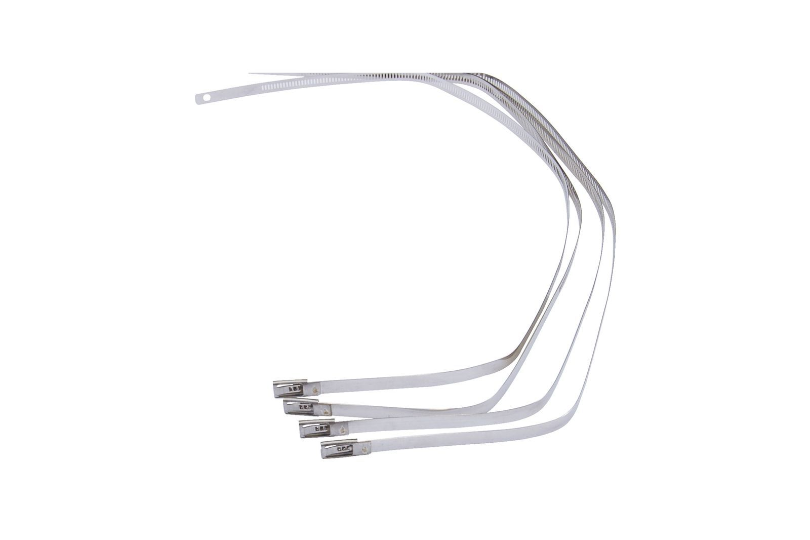 #Edelstahl Kabelbinder-Satz 6x 45,72 cm, GAC0175