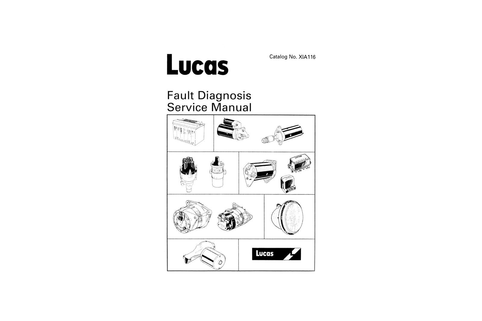 #Lucas fault diagnose manual, english, GAC1029X