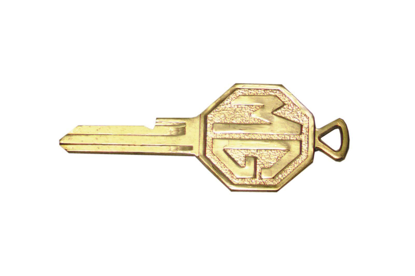 #Zündschlüssel-Rohling MRN-Serie mit MG-Logo, GAC1049X