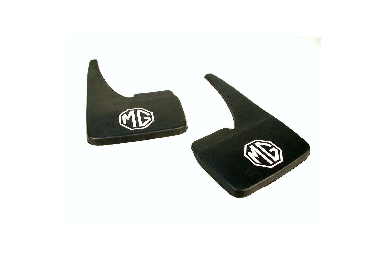 #Schmutzlappen vorne oder hinten MG mit eingedruckte MG-Logo, Paar, GAC4009
