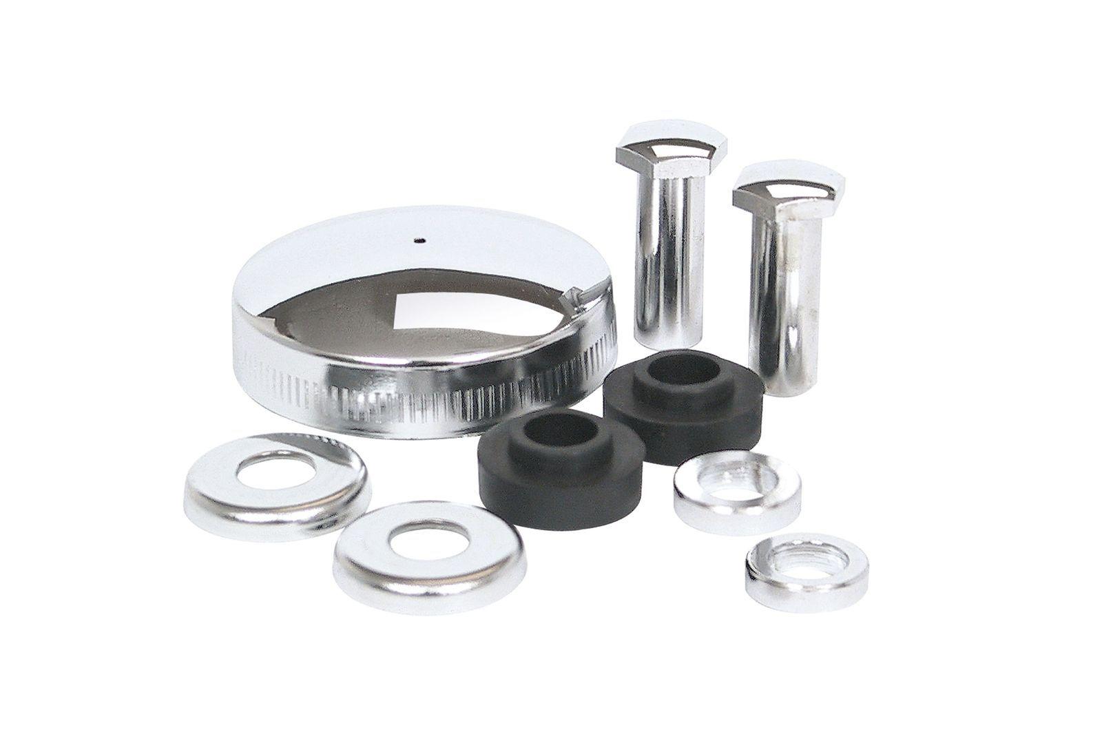 #Bef.-Satz Aluminium Ventildeckel Mini, GAC4069FK