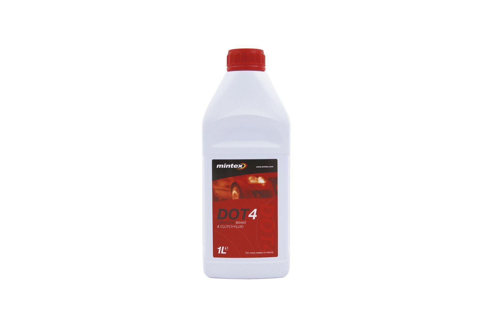 #DOT4 Brems, -Kupplungsflüssigkeit 1000 ml. Mini, GBF4103