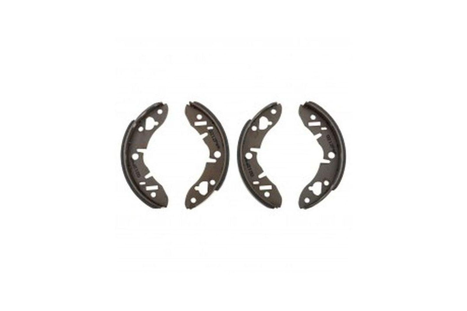#Bremsbacken-Satz Mini 64-84 (mit Trommelbremsen) vorne, GBS0733AF