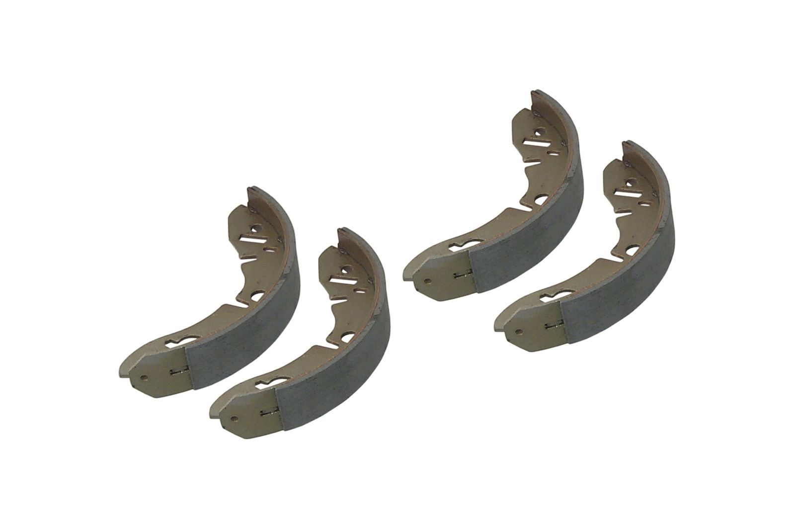 #Bremsbacken-Satz Mini hinten, GBS0834AF