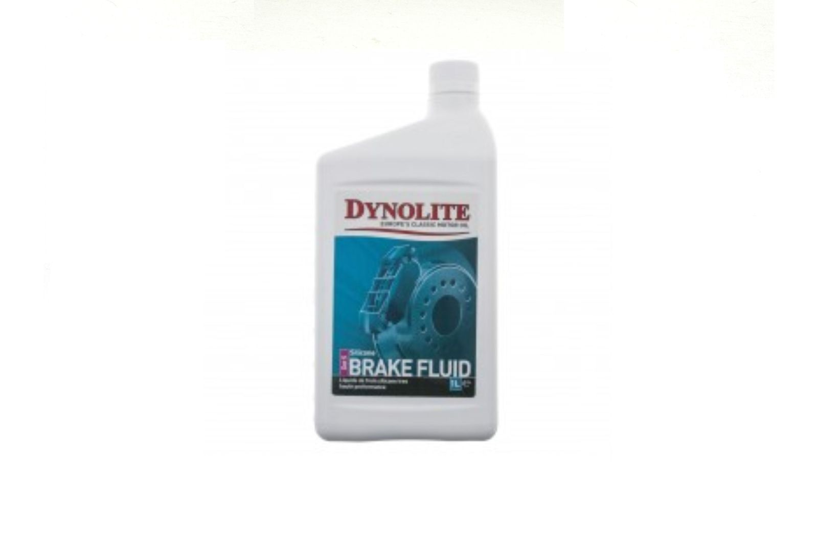 #Dynolite Silikon Bremsflüssigkeit 1000 ml. Mini, GGL862110