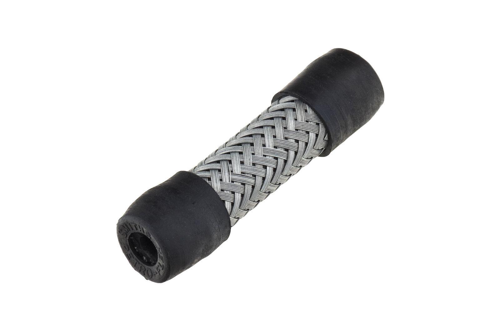 #Benzinschlauch Edelstahl umwebt Mini (6 cm.), GGT0101