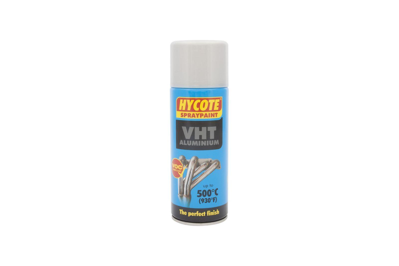 #Auspuffspray Hycote silber 400 ml, Mini, MRD1205