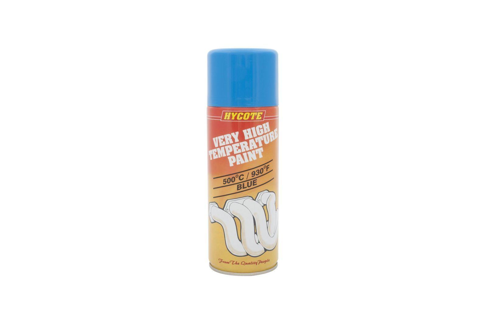 #Auspuffspray Hycote blau 400 ml, Mini, MRD1208